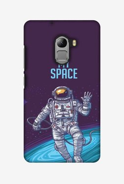 Amzer I Need My Space Hard Shell Designer Case For Lenovo A7010/K4 Note