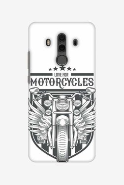 Amzer Love Motorcycles 3 Designer Case For Huawei Mate 10 Pro