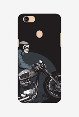 Amzer Love Motorcycles 2 Hard Shell Designer Case For Oppo F5/F5 Youth