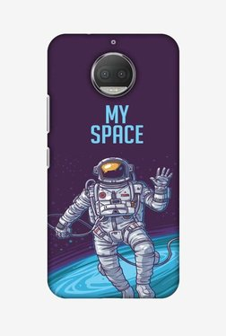 Amzer I Need My Space Hard Shell Designer Case For Moto G5s Plus