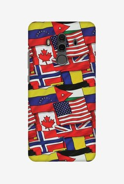 Amzer Flags United Designer Case For Huawei Mate 10 Pro
