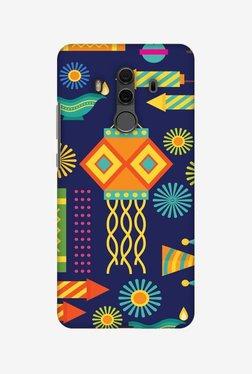 Amzer Diwali Galore Diwali Designer Case For Huawei Mate 10 Pro