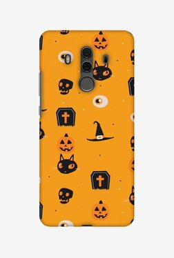 Amzer Spooky Collage Halloween Designer Case For Huawei Mate 10 Pro