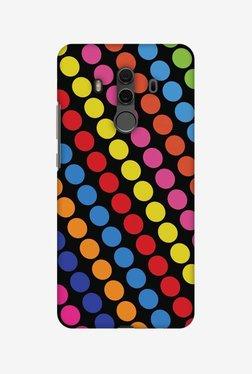 Amzer Funky Dot Stripes Designer Case For Huawei Mate 10 Pro