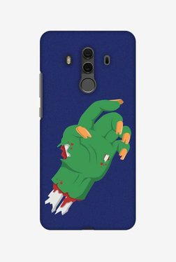 Amzer The Hand Halloween Designer Case For Huawei Mate 10 Pro