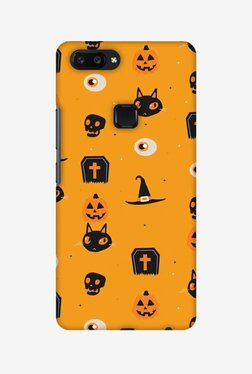Amzer Spooky Collage Halloween Designer Case For Vivo X20
