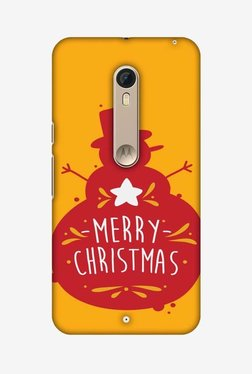 Amzer Very Merry Christmas Hard Shell Christmas Designer Case For Moto X Pure Edition/Moto X Style