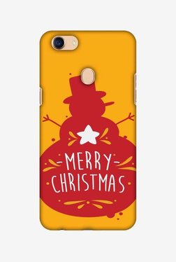 Amzer Very Merry Christmas Hard Shell Christmas Designer Case For Oppo F5/F5 Youth