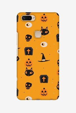 Amzer Spooky Collage Halloween Designer Case For Vivo X20 Plus