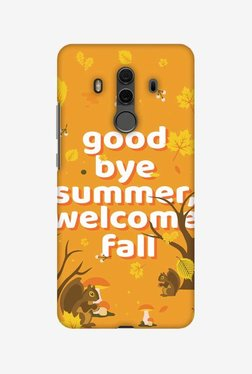 Amzer Goodbye Summer Designer Case For Huawei Mate 10 Pro