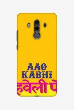 Amzer Aao Kabhi Designer Case For Huawei Mate 10 Pro