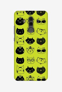 Amzer Cat Party Designer Case For Huawei Mate 10 Pro