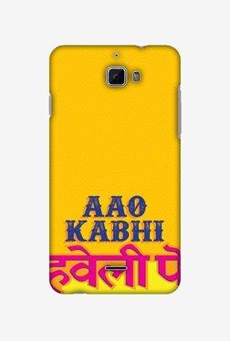 Amzer Aao Kabhi Hard Shell Designer Case For Coolpad Dazen 1