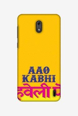 Amzer Aao Kabhi Hard Shell Designer Case For Nokia 2