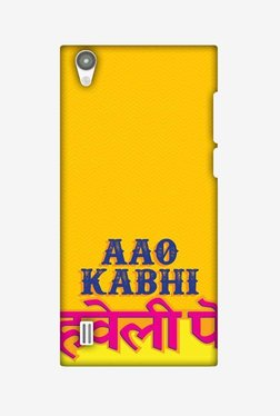 Amzer Aao Kabhi Hard Shell Designer Case For Vivo Y15/Y15S