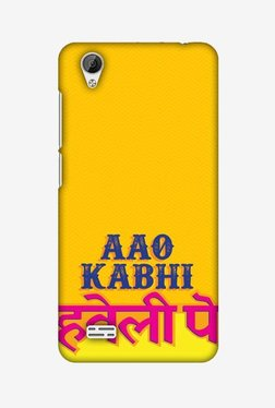 Amzer Aao Kabhi Hard Shell Designer Case For Vivo Y31
