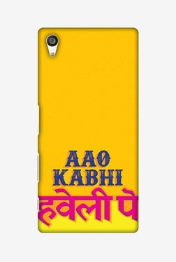 Amzer Aao Kabhi Hard Shell Designer Case For Sony Xperia Z5