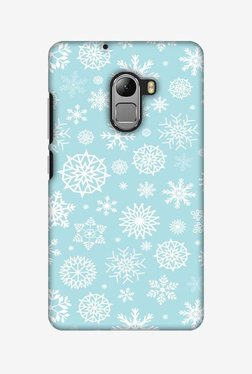 Amzer Winter Feels Hard Shell Designer Case For Lenovo A7010/K4 Note