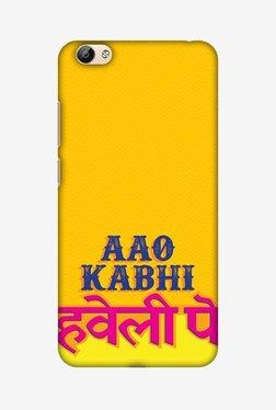 Amzer Aao Kabhi Hard Shell Designer Case For Vivo Y66