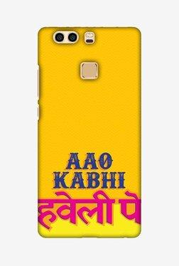 Amzer Aao Kabhi Hard Shell Designer Case For Huawei P9 Plus