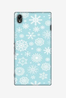 Amzer Winter Feels Hard Shell Designer Case For Sony Xperia Z1 L39h
