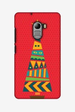 Amzer Christmas Cheer 2 Hard Shell Designer Case For Lenovo A7010/K4 Note