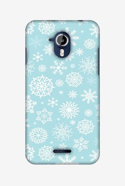 Amzer Winter Feels Hard Shell Designer Case For Micromax Canvas Magnus