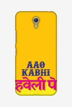 Amzer Aao Kabhi Hard Shell Designer Case For Lenovo ZUK Z1