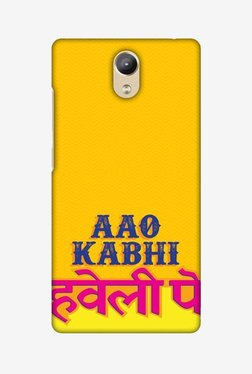 Amzer Aao Kabhi Hard Shell Designer Case For Lenovo Phab 2