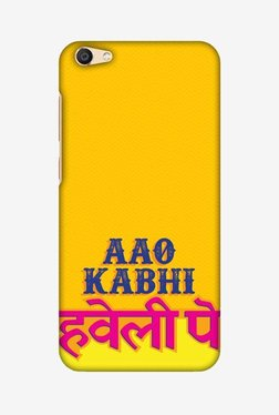 Amzer Aao Kabhi Hard Shell Designer Case For Vivo X7 Plus
