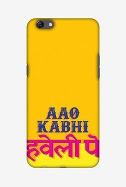 Amzer Aao Kabhi Hard Shell Designer Case For Oppo F3 Plus