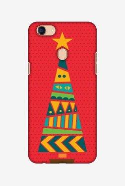 Amzer Christmas Cheer 2 Hard Shell Designer Case For Oppo F5/F5 Youth