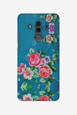 Amzer Rose Print Provencal Designer Case For Huawei Mate 10 Pro