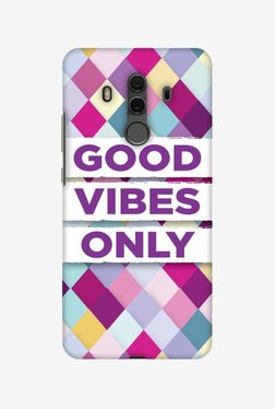 Amzer Good Vibes Only Designer Case For Huawei Mate 10 Pro