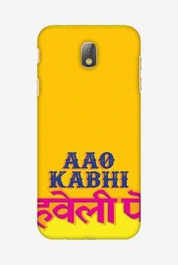 Amzer Aao Kabhi Hard Shell Designer Case For Samsung J7 Pro