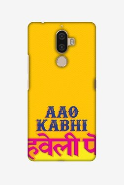 Amzer Aao Kabhi Hard Shell Designer Case For Lenovo K8 Note