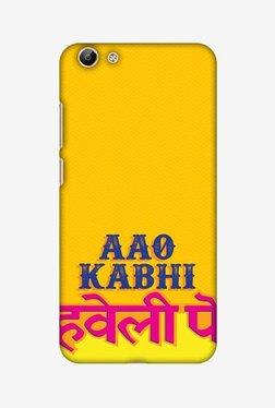 Amzer Aao Kabhi Hard Shell Designer Case For Vivo Y69