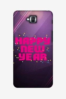 Amzer Happy New Year Hard Shell Designer Case For LG G Pro Lite