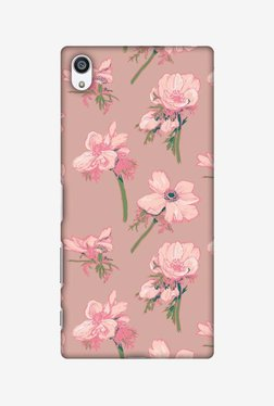 Amzer Floral Beauty Hard Shell Designer Case For Sony Xperia Z5 Premium
