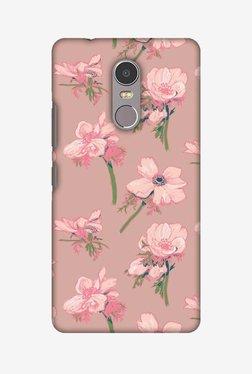 Amzer Floral Beauty Hard Shell Designer Case For Lenovo K6 Note