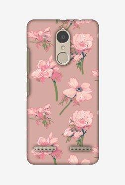 Amzer Floral Beauty Hard Shell Designer Case For Lenovo K6/K6 Power