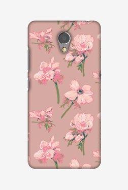 Amzer Floral Beauty Hard Shell Designer Case For Lenovo P2