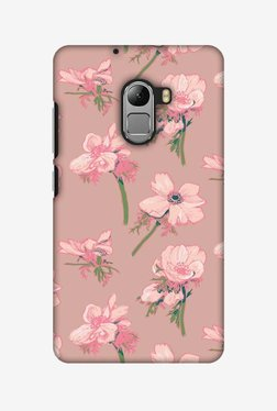 Amzer Floral Beauty Hard Shell Designer Case For Lenovo A7010/K4 Note