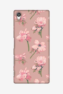 Amzer Floral Beauty Hard Shell Designer Case For Sony Xperia Z5