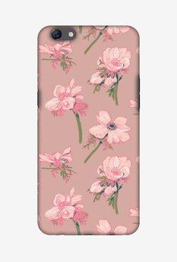 Amzer Floral Beauty Hard Shell Designer Case For Oppo F3 Plus