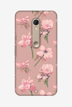 Amzer Floral Beauty Hard Shell Designer Case For Moto X Pure Edition/Moto X Style