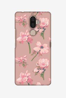 Amzer Floral Beauty Hard Shell Designer Case For Lenovo K8 Note