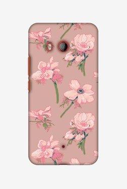 Amzer Floral Beauty Hard Shell Designer Case For HTC U11