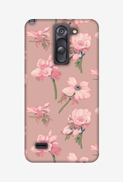 Amzer Floral Beauty Hard Shell Designer Case For LG G3 Stylus