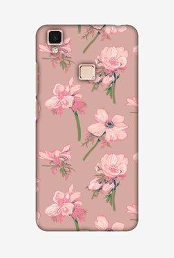 Amzer Floral Beauty Hard Shell Designer Case For Vivo V3Max